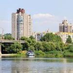 Ribnita town-Moldova