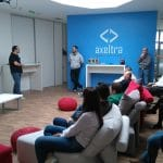 agile and scrum meeting